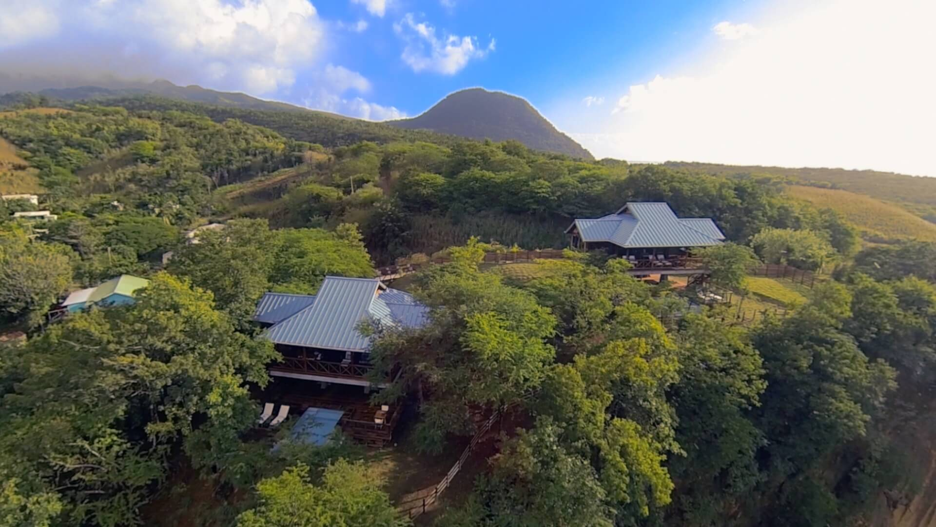 Caribbean Eco-Luxury Travel in the Dominica Rainforest