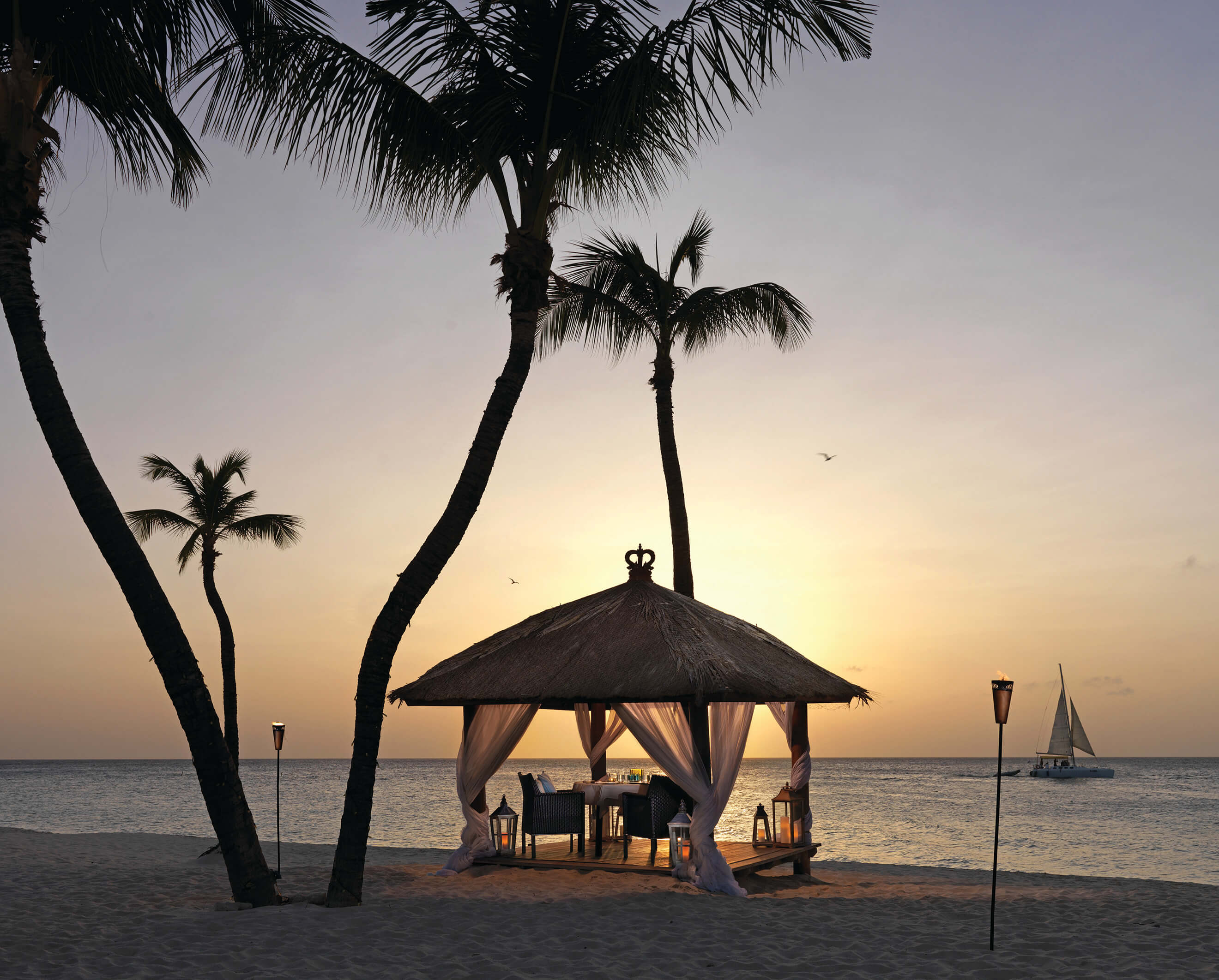 Aruba Resort Bucuti & Tara LEEDs with Sustainability & Customer Experience