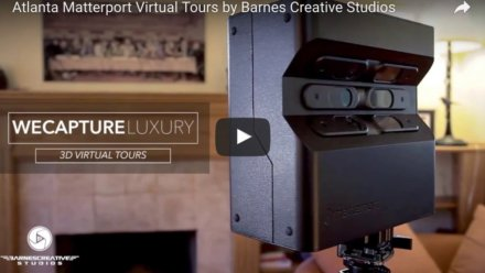 Matterport Virtual Tours by Barnes Creative Studios