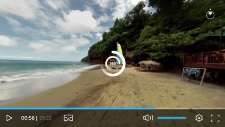 360 video player review