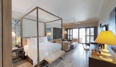 Four Seasons Resort & Residences Anguilla – Deluxe Ocean View Studio 3D Model