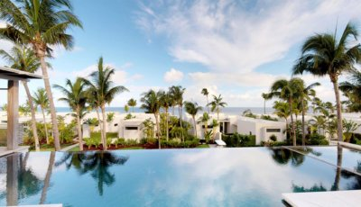 Four Seasons Resort & Residences Anguilla – 4 Bedroom Bluff Top Villa 3D Model