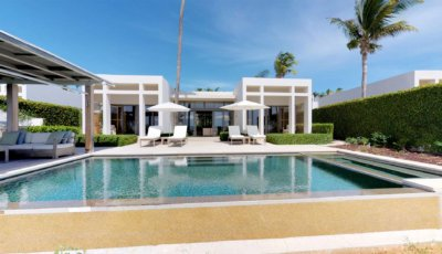 Four Seasons Resort & Residences Anguilla – 4 BR Ocean Front Villa 3D Model