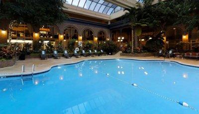 Sheraton Atlanta Hotel 3D Model