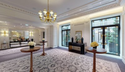 Four Seasons Paris – Salon Napoleon 3D Model