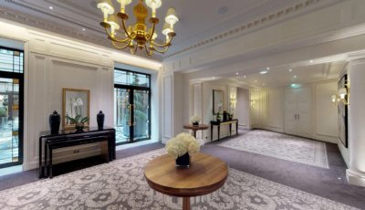 Four Seasons Paris – Salon Louis XIII 3D Model