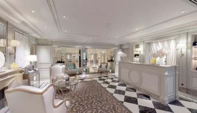 Four Seasons Paris – Le Spa 3D Model