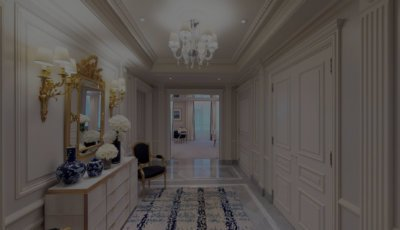 Four Seasons Paris – Presidential Suite 301 3D Model