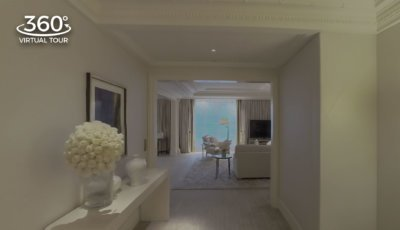Four Seasons Paris – Presidential Suite 115 3D Model