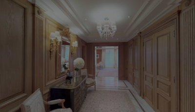 Four Seasons Paris – Presidential Suite 201 3D Model