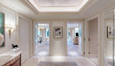 Four Seasons Paris – Royal Suite 124 3D Model