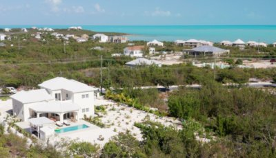 Sapphire Villa – Turks & Caicos 3D Model