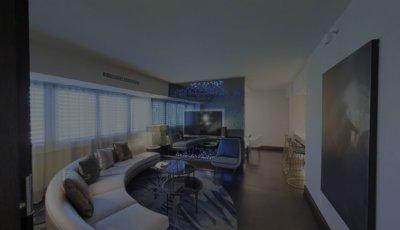 W Los Angeles – E Wow Suite 3D Model
