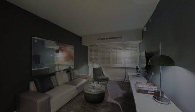 W Los Angeles – Spectacular Suite 3D Model