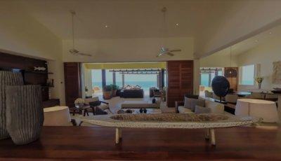 5 BR Oceanfront Villa 3D Model