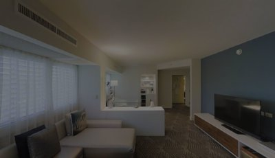 W Los Angeles – Mega Suite 3D Model