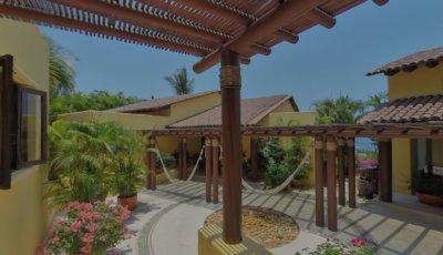 4 BR Ocean-view Villa (Verano) 3D Model
