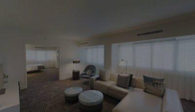W Los Angeles – Wow Suite 3D Model