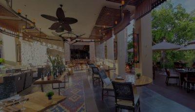 Tomahawk Den Restaurant 3D Model