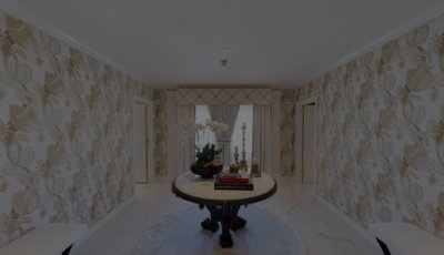Presidential Suite 3D Model