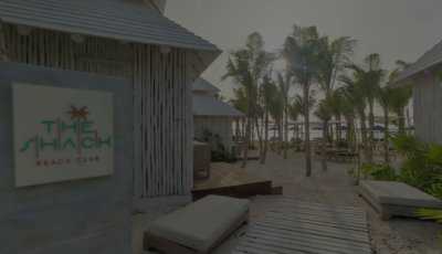 The Shack – Beach Club 3D Model