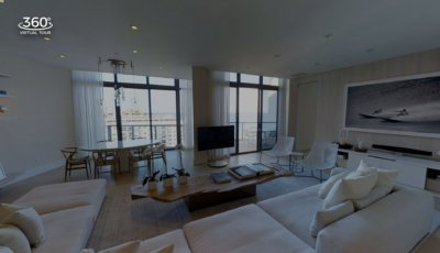 W South Beach – E Wow Penthouse 3D Model
