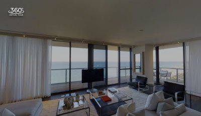 W South Beach – E Wow Ocean Escape Suite 3D Model