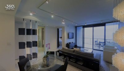 W South Beach – Oasis Suite 3D Model
