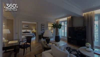 Four Seasons Paris – Parisian Suite 3D Model