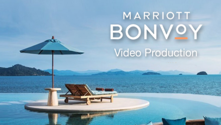 marriott bonvoy video production