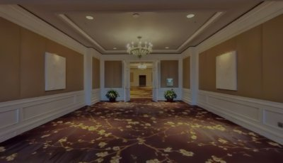 The Ritz Carlton, Tysons Corner – Ballroom & Pre Function Space 3D Model