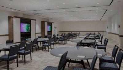 W Midtown Atlanta – Living Room Level – Studios 1-5 3D Model