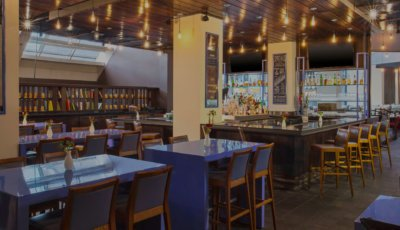 W Atlanta – Midtown – Trace Restaurant 3D Model