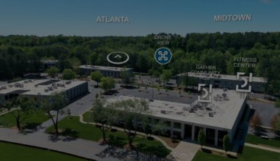 District at Chamblee Campus – 360 Virtual Tour 3D Model